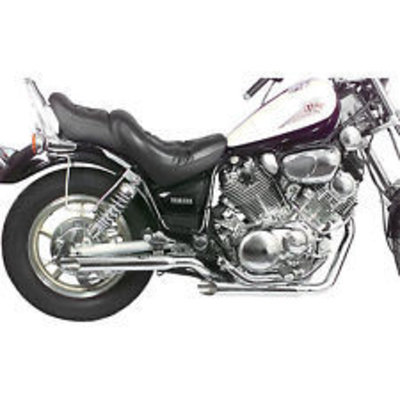 MAC Exhausts Yamaha Virago 700/1000/1100 Exhaust Staggered Slash Cut