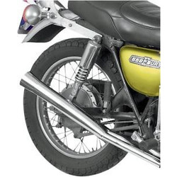 Honda CB 500/550K Exhaust Flare Tip Replacement