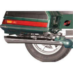 Honda GL 1500 Muffler Megaphone Rolled Tip Slash Back