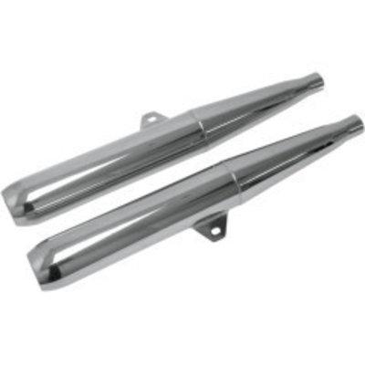 MAC Exhausts Moto-Guzzi Muffler Whispertone