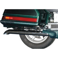 Honda GL 1500 Muffler Turn Down