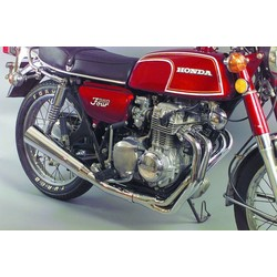 Honda CB 350 4-in-1 Exhaust Megaphone