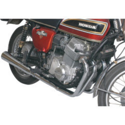 Honda CB 750 K 4-into-2 uitlaat megafoon