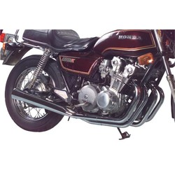 Honda CB 750 K 4-Into-2 Exhaust Megaphone