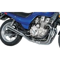 Honda SC 650 Nighthawk 4-In-1 Auspuff Megaphone