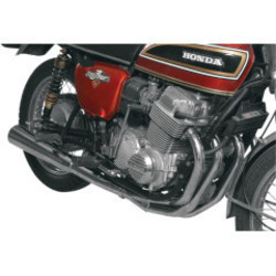 Honda CB750 K 4-into-1 exaust system Megaphone Chrome