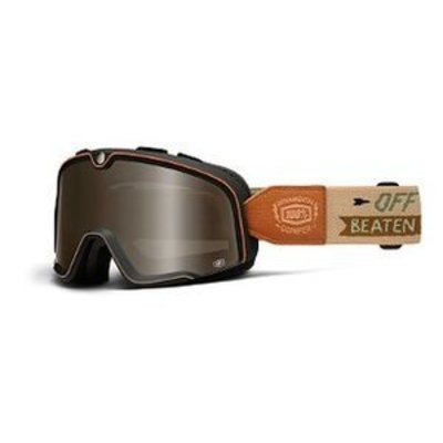 100% The Barstow Classic Ornemental Conifer Bronze Goggle