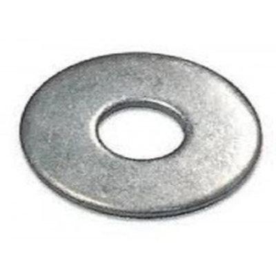 M10 x 26 Scheiben Stahl - 10 Stück