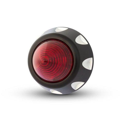 Aluminium Beehive LED Rücklicht