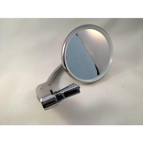 """Klassische Hochwertige Spiegel """"Round"""" Edelstahl"""