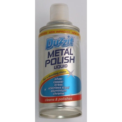 Emgo Duzzit Metal Polish 180 ml Liquid