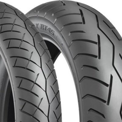 Bridgestone Battlax BT 45 Rear 140/70 -18 TL 67 H