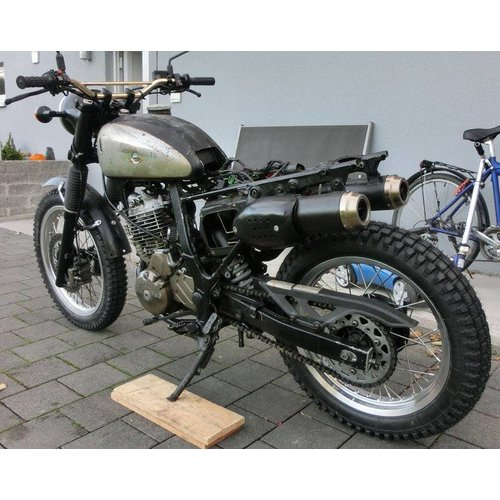 Heidenau K67 2.75 -21 TT 45 P
