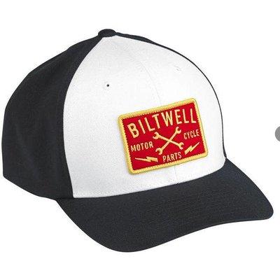 Biltwell Patch Fitted Cap S/M