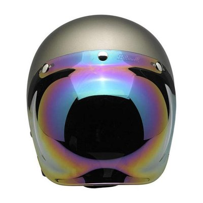 Biltwell Rainbow Bubble Vizier