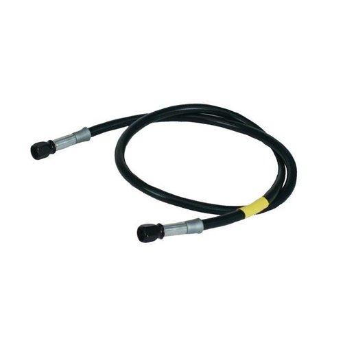 Goodridge Stainless Steel Brake Line Black (Multiple Lengths)
