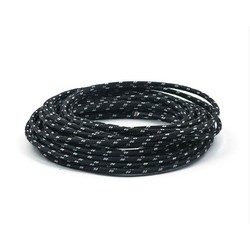 Custom Cable 3MM x 7500MM Black