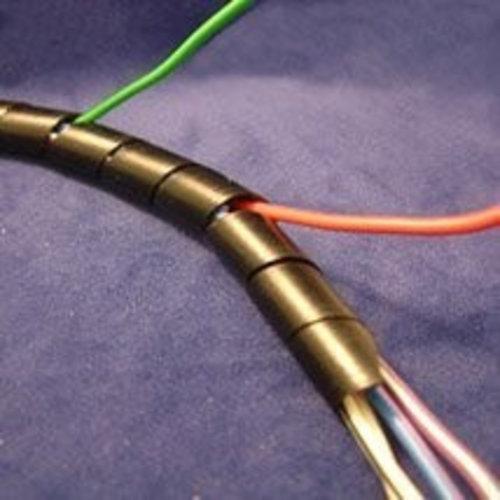 150 CM Kabel Binder 6MM Chroom