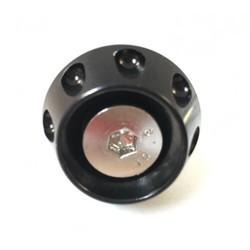 Steering Weights Black 22mm Type 1