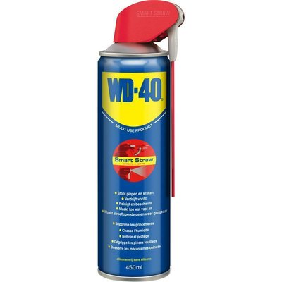 WD 40 With Smart Spray 450ML