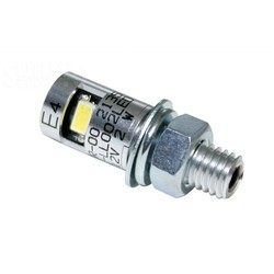 LED Kentekenverlichting Bout M8 Chrome