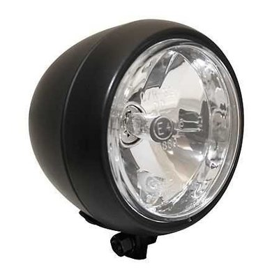 Shin Yo 100MM Oldskool Caferacer Headlight Black