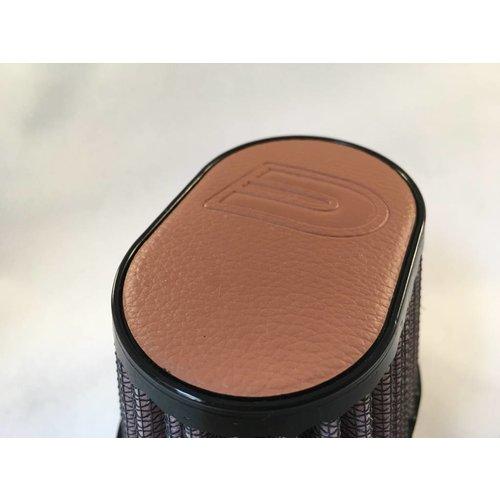 DNA 44MM Oval Filter Leder Top Light Hellbraun