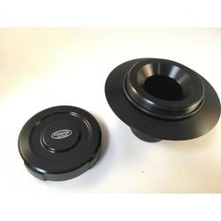 BMW Monza R-series RV2 Cap Fuel Tank Cap Black