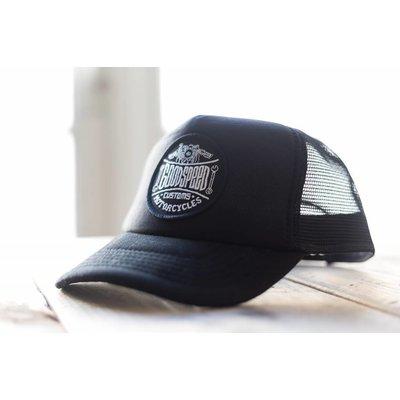 Goodspeed Cap - Schwarz auf Schwarz