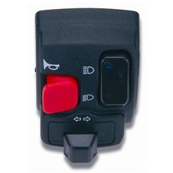 Multi Functional Handlebar Switch Left