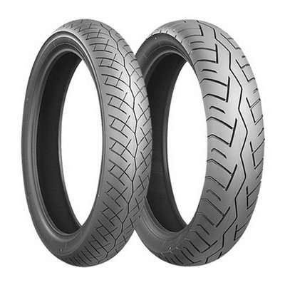 Bridgestone 4.00 -18 TL 64 H Battlax BT 45 Rear
