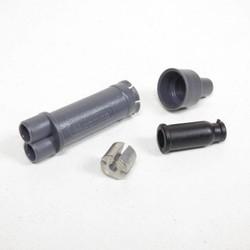 Gaszug Verteiler / Zugverteiler Aluminium