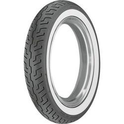 Dunlop K177 120/90 -18 TL 65 H White Wall