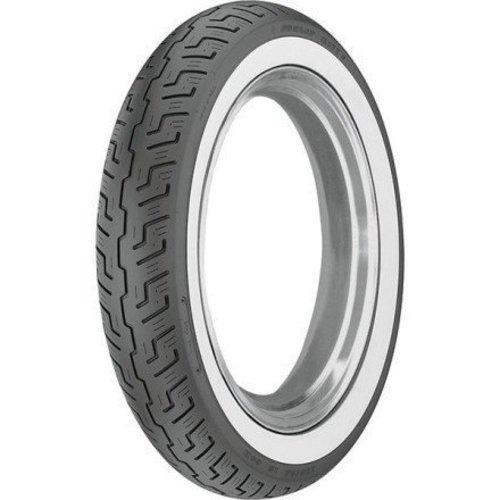 Dunlop K177 120/90 -18 TL 65 H Witte muur