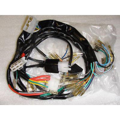 MCU Honda CB750K - 1976 Wiring Harness Complete