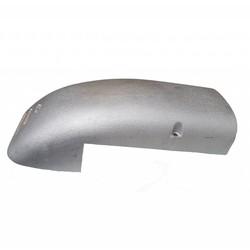 """BMW RV2 Airbox Cover Aluminium - """"Speedhole"""""""