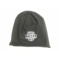 Cafe Racers Beanie Charcoal