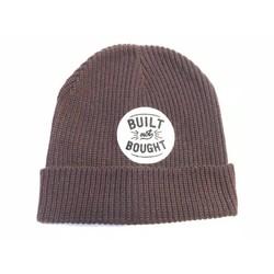 Built Not Bought Docker Hat Purple