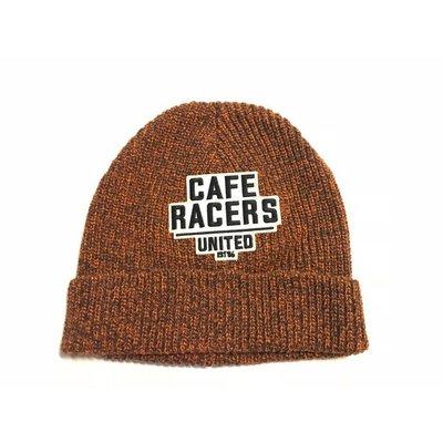 MCU Cafe Racers Docker Hat - Orange