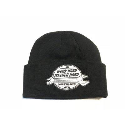 MCU Work Hard Docker Hat Black