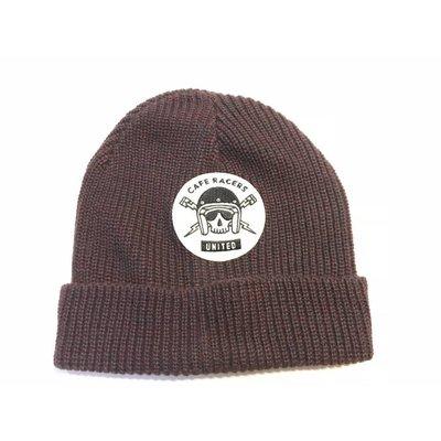 MCU Skull Docker Hat Purple