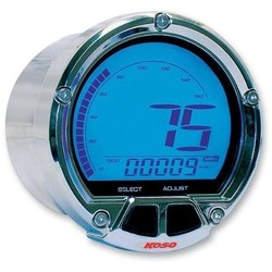 (max 160mph/260 kmh) D55 DL-02S Speedometer LCD Display