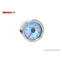 (max. 150° C) GP Style D48 Thermometer- white