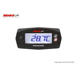 Dual Thermometer Mini 4 (Battery) up to 250°