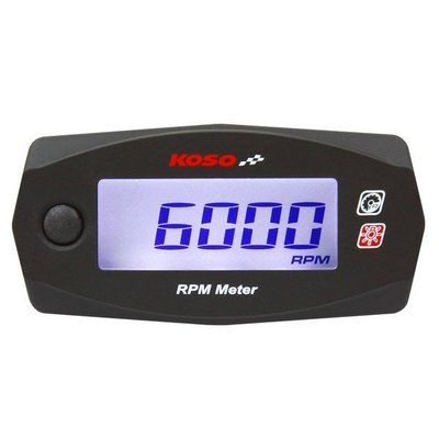 KOSO Mini 4 - RPM Tachometer