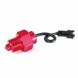 Temperature sensor M12xP1.5 (150°C, black connector)