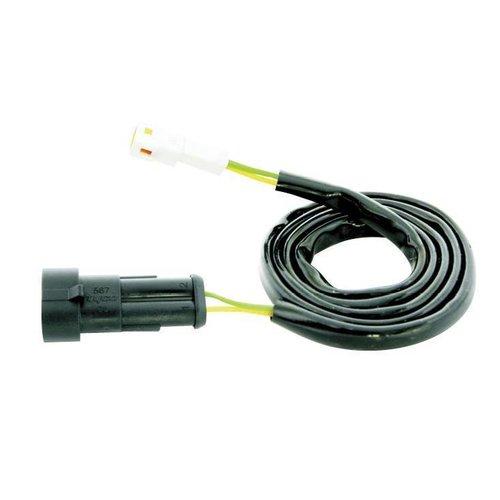 KOSO A / F-Signalverbindungskabel (weißer Stecker)