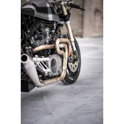 MAD Exhaust Yamaha XV Virago Design Exhaust System
