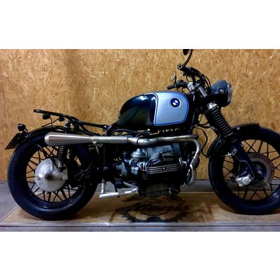 MAD Exhaust BMW R-Serie Airhead Design Uitlaatsysteem