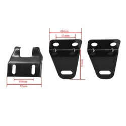 Set of Universal Mounting Brackets